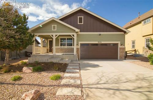 Photo of 8046 Fallgold Court, Colorado Springs, CO 80927 (MLS # 9650159)