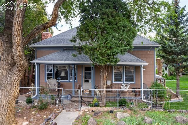 Photo for 1107 S 25th Street, Colorado Springs, CO 80904 (MLS # 3111159)