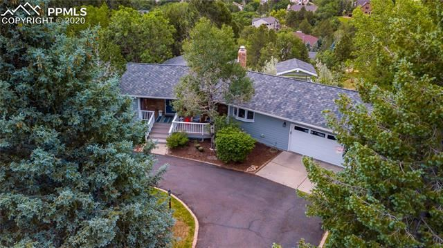 Photo for 355 Oakhurst Lane, Colorado Springs, CO 80906 (MLS # 4637159)