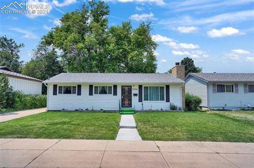 Photo of 3508 Corbett Lane, Colorado Springs, CO 80907 (MLS # 6380160)