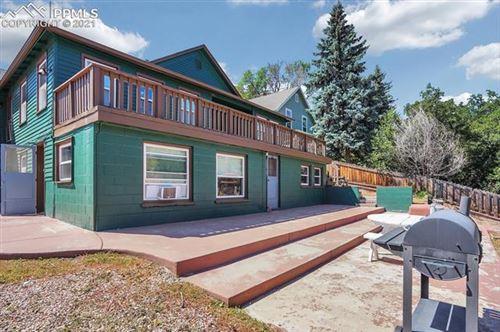 Tiny photo for 601 Manitou Avenue, Manitou Springs, CO 80829 (MLS # 7547160)