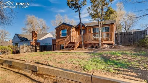 Photo of 113 W Brookside Street, Colorado Springs, CO 80905 (MLS # 9383160)