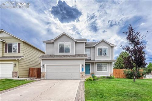 Photo of 8390 St Helena Drive, Colorado Springs, CO 80920 (MLS # 3374161)