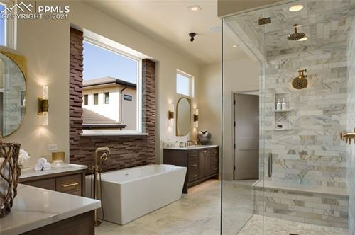 Tiny photo for 3110 Spirit Wind Heights, Colorado Springs, CO 80904 (MLS # 7749162)