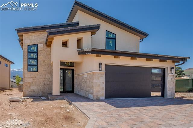 Photo for 3110 Spirit Wind Heights, Colorado Springs, CO 80904 (MLS # 7749162)