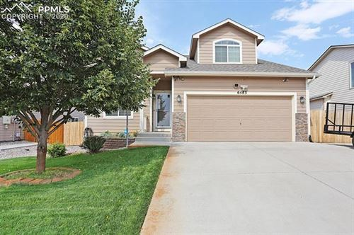 Photo of 6483 Passing Sky Drive, Colorado Springs, CO 80911 (MLS # 1256163)