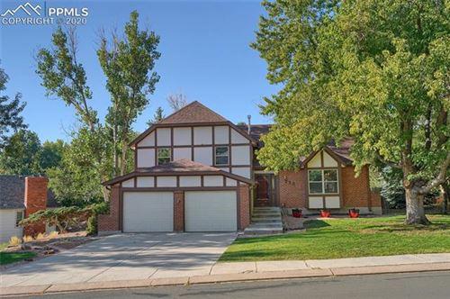 Photo of 733 S Grey Eagle Circle, Colorado Springs, CO 80919 (MLS # 2594164)