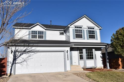 Photo of 7863 Wythe Drive, Fountain, CO 80817 (MLS # 7950164)