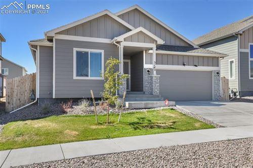 Photo of 3142 Namib Drive, Colorado Springs, CO 80939 (MLS # 7969165)