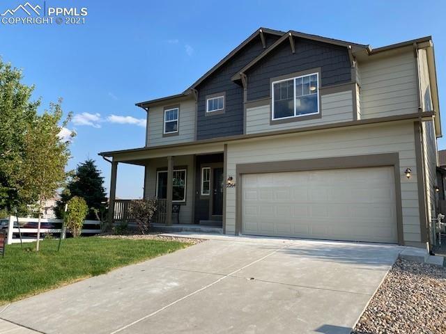 2264 Reed Grass Way, Colorado Springs, CO 80915 - #: 4027165