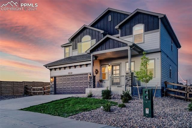 17995 White Marble Drive, Monument, CO 80132 - #: 7651165