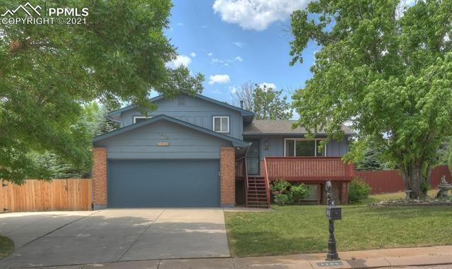 1285 Valkenburg Drive, Colorado Springs, CO 80907 - #: 8925165