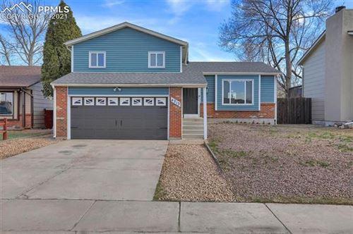 Photo of 4213 Dawnlite Drive, Colorado Springs, CO 80916 (MLS # 5572167)