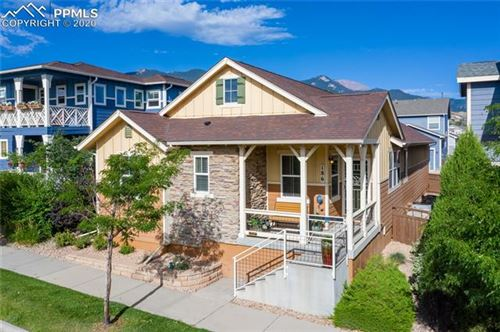 Photo of 186 Millstream Terrace, Colorado Springs, CO 80905 (MLS # 1787168)