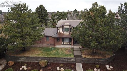 Photo of 3750 Saddle Rock Road, Colorado Springs, CO 80918 (MLS # 5458169)