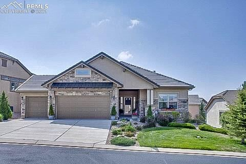 Photo of 1525 Symphony Heights, Monument, CO 80132 (MLS # 8234169)