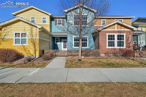 Photo of 1480 Gold Hill Mesa Drive, Colorado Springs, CO 80905 (MLS # 1204170)
