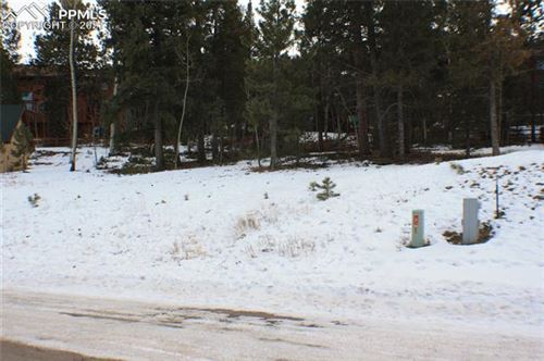 Photo of 651 Misty Pines Circle, Woodland Park, CO 80863 (MLS # 2139170)