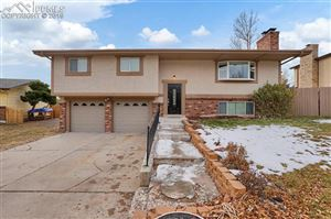 Photo of 5535 Lavarie Court, Colorado Springs, CO 80917 (MLS # 5530170)