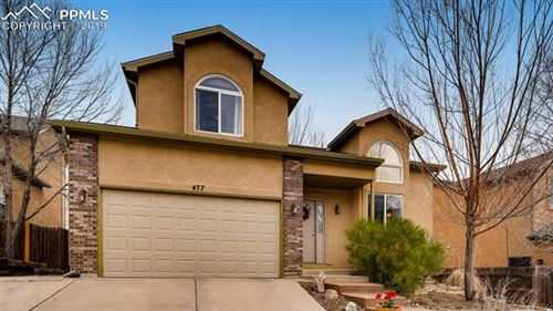 Photo of 477 Gold Claim Terrace, Colorado Springs, CO 80905 (MLS # 7513171)