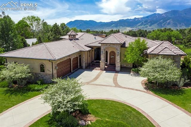 Photo for 3640 Camels View, Colorado Springs, CO 80904 (MLS # 6843171)
