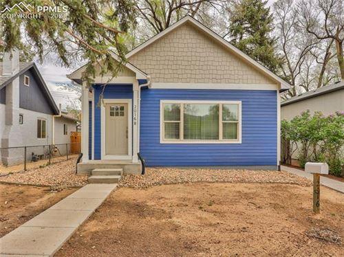 Photo of 2016 W Kiowa Street #A&B, Colorado Springs, CO 80904 (MLS # 3473173)