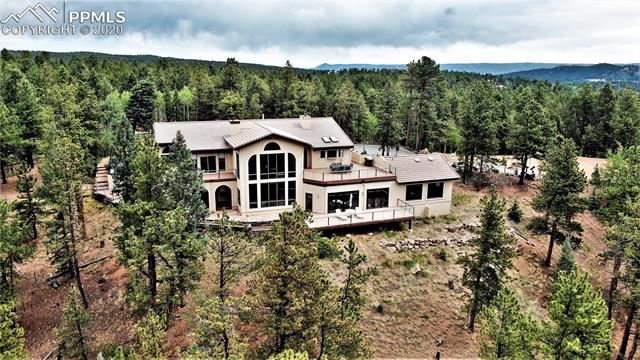 Photo for 688 University Drive, Woodland Park, CO 80863 (MLS # 7404173)