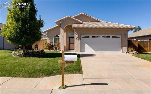 Photo of 939 Pinecrest Drive, Pueblo, CO 81005 (MLS # 8456174)