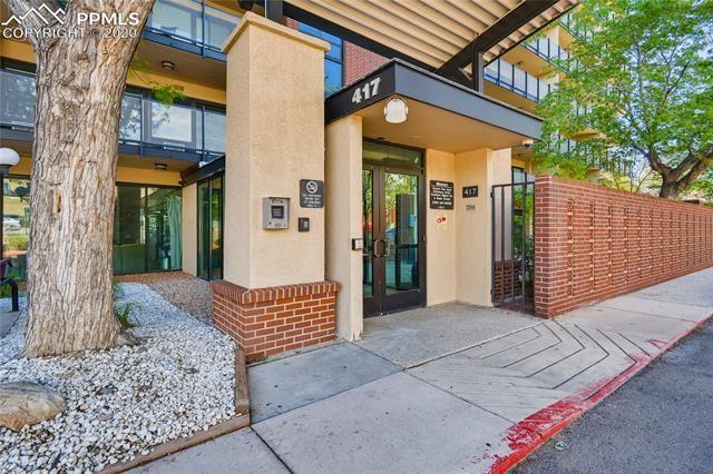 Photo for 417 E Kiowa Street #303, Colorado Springs, CO 80903 (MLS # 6891174)