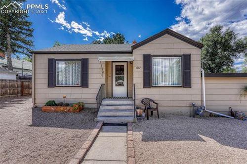 Photo of 1017 E Uintah Street, Colorado Springs, CO 80903 (MLS # 2127175)