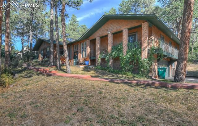 1640 Woodmoor Drive, Monument, CO 80132 - #: 4223177