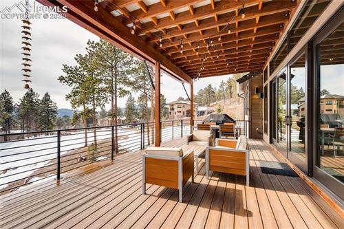 Tiny photo for 261 Thunder Ridge Drive, Woodland Park, CO 80863 (MLS # 4050178)