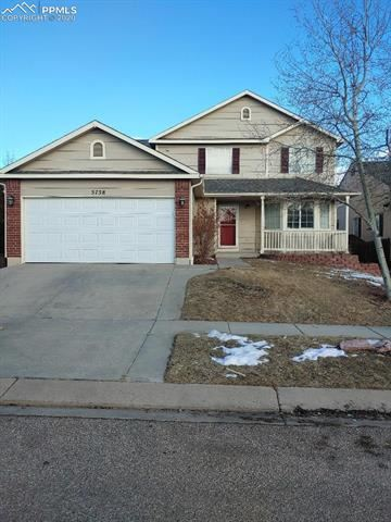Photo of 5758 Vermillion Bluffs Drive, Colorado Springs, CO 80923 (MLS # 1498179)