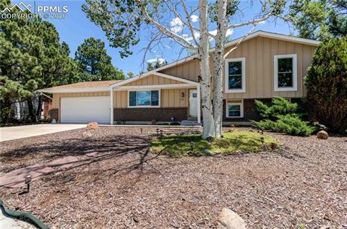Photo of 4085 Harbor Place, Colorado Springs, CO 80917 (MLS # 6905179)