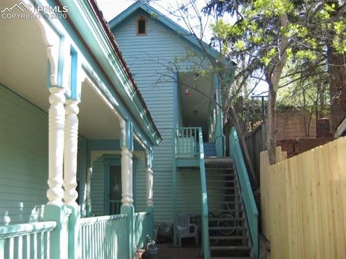 Photo of 42 GRAND Avenue #Rear Upper, Manitou Springs, CO 80829 (MLS # 8880180)