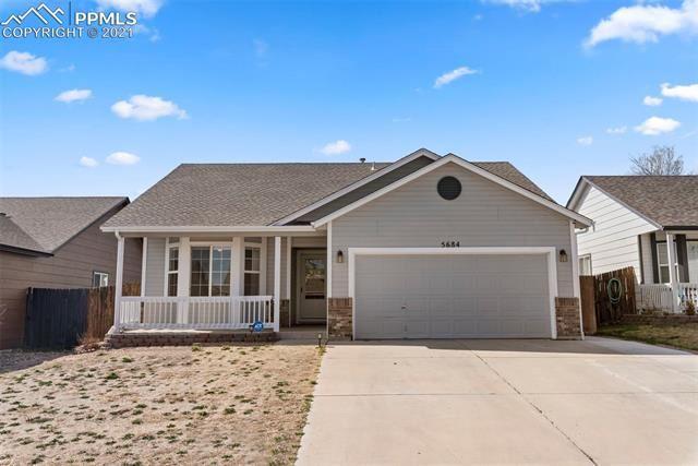 Photo for 5684 Preminger Drive, Colorado Springs, CO 80911 (MLS # 9935180)