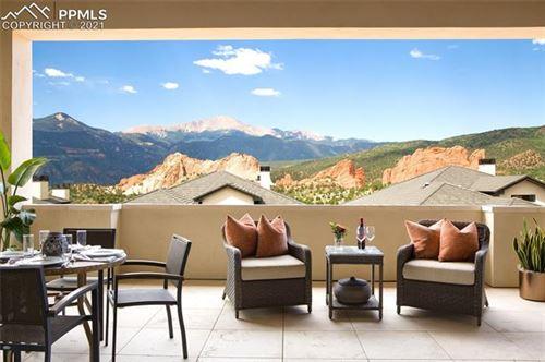 Tiny photo for 3240 Sun Mountain View, Colorado Springs, CO 80904 (MLS # 3239184)
