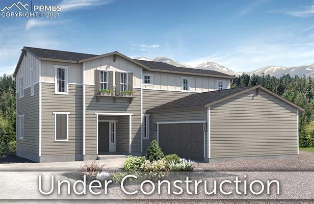5813 Spring Breeze Drive, Colorado Springs, CO 80923 - #: 9775185