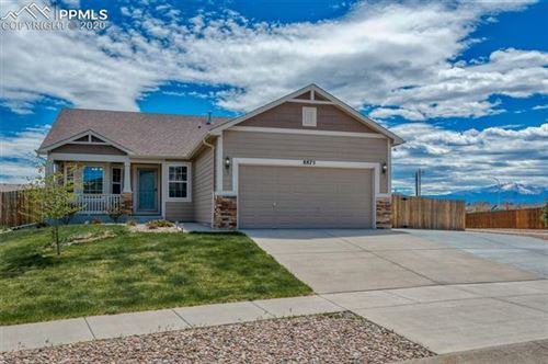 Photo of 8875 Canary Circle, Colorado Springs, CO 80908 (MLS # 1225186)
