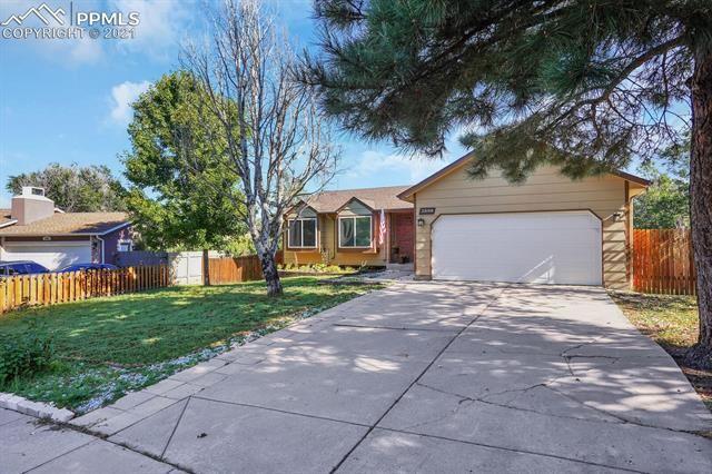 2898 Maverick Drive, Colorado Springs, CO 80918 - #: 8261186