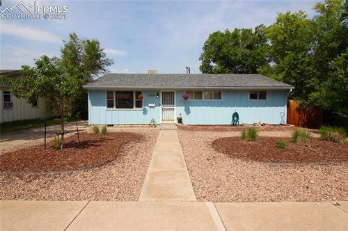Photo of 2608 Farragut Avenue, Colorado Springs, CO 80907 (MLS # 1617187)