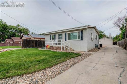 Photo of 617 E Hills Road, Colorado Springs, CO 80909 (MLS # 8446187)