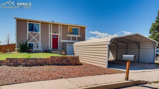 5055 Ivor Drive, Colorado Springs, CO 80916 - MLS#: 6527187