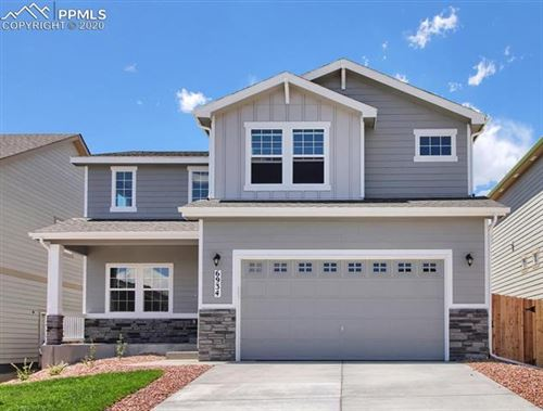 Photo of 6934 Urlingford Place, Colorado Springs, CO 80923 (MLS # 1605188)