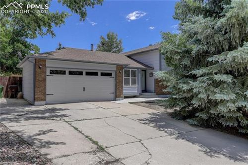 Photo of 5235 Farm Ridge Place, Colorado Springs, CO 80917 (MLS # 5784189)
