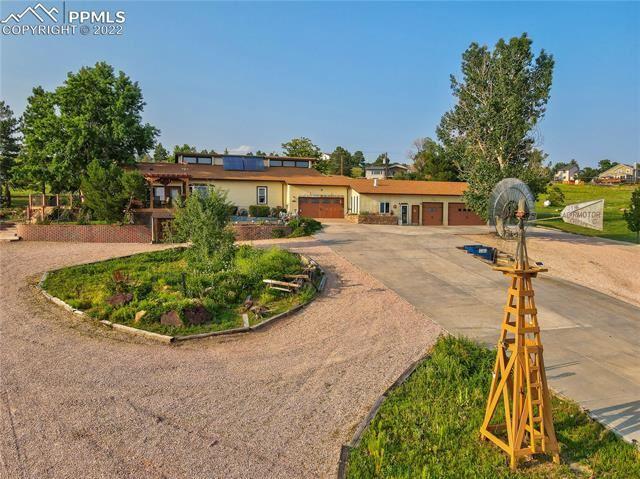 3086 Shrider Road, Colorado Springs, CO 80920 - #: 1496189