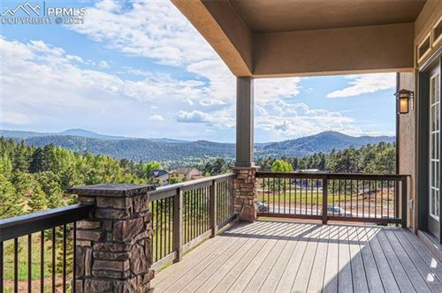 Tiny photo for 1100 Highlands Court, Woodland Park, CO 80863 (MLS # 1862194)