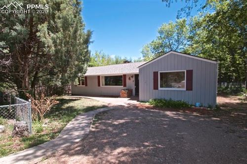 Photo of 4 Anita Road, Colorado Springs, CO 80906 (MLS # 8962195)