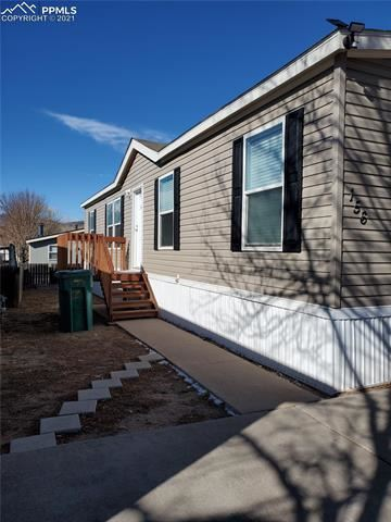 Photo for 85 Sunflower Road #156, Colorado Springs, CO 80907 (MLS # 4389195)