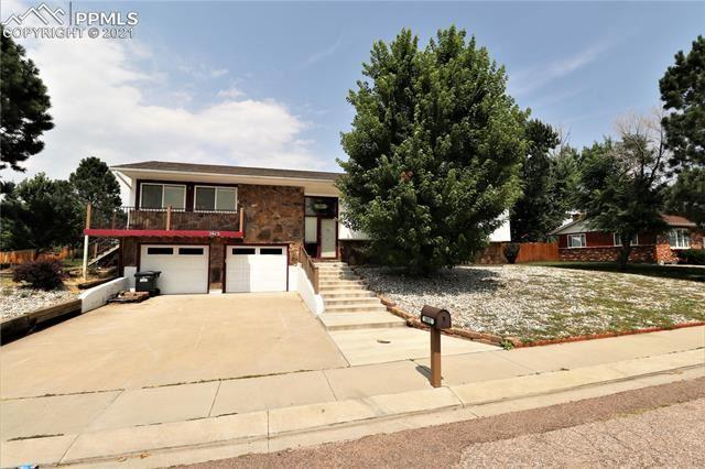 2612 Antietam Lane, Colorado Springs, CO 80920 - #: 6158195